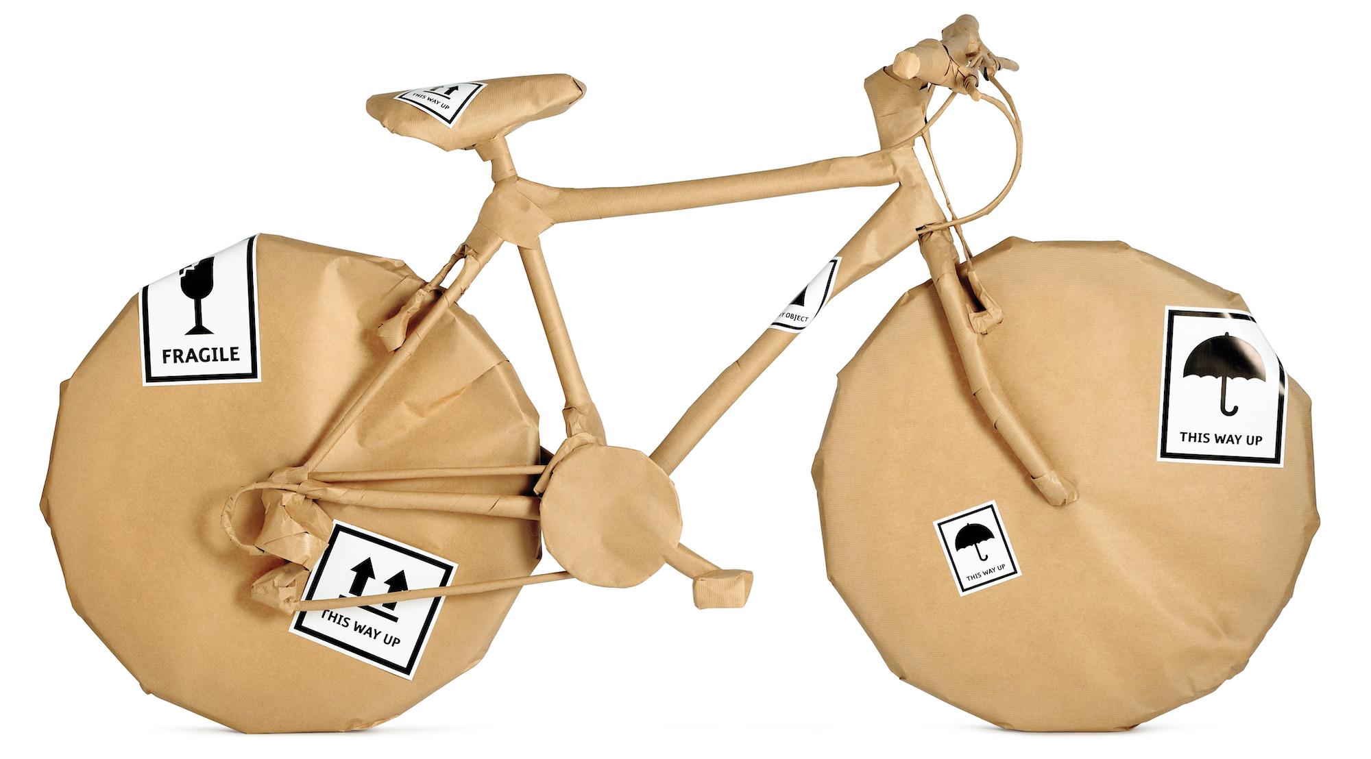 fietsen bezorgen software