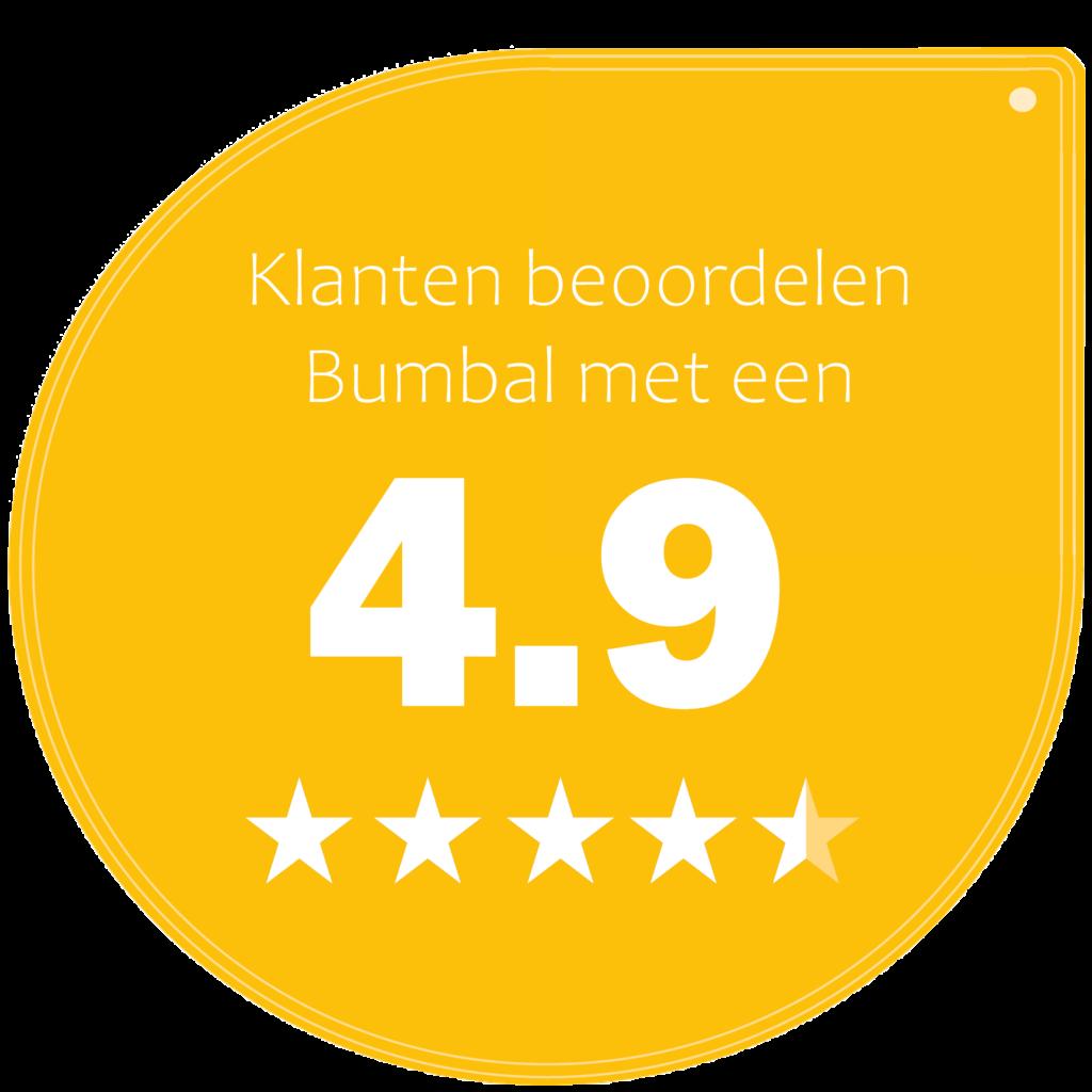 klanten beoordelen Bumbal logistieke software